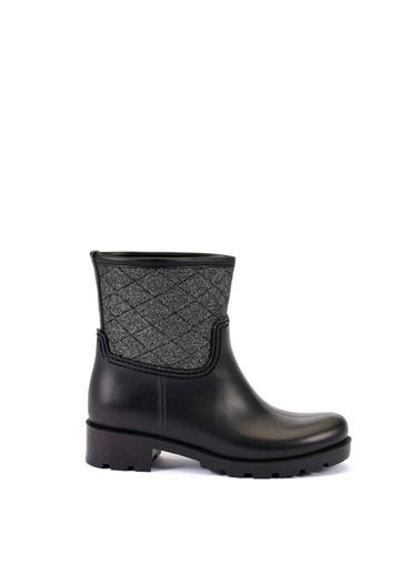 Esem ESEM B0024 Yağmur Botu Kadın Ayakkabı  Gümüş